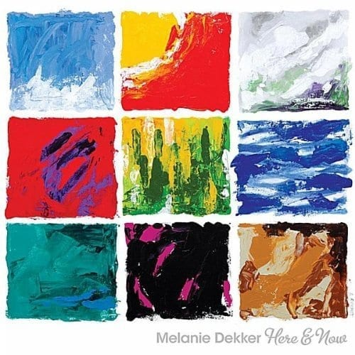 Cover: Melanie Dekker - Here & Now