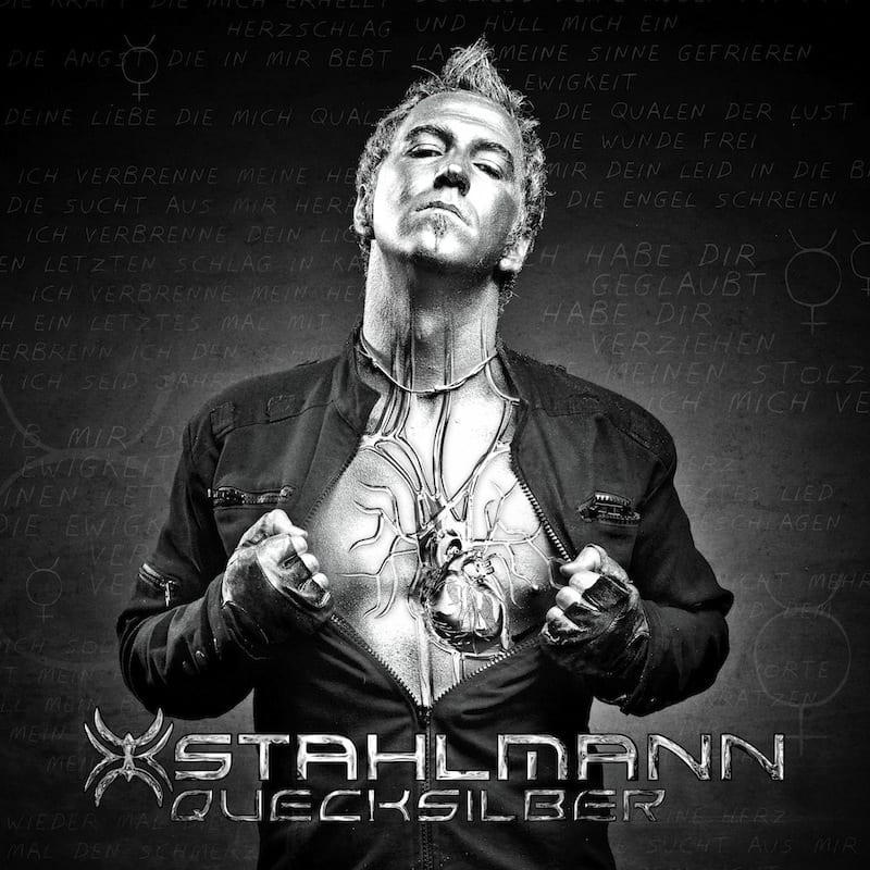 Cover: Stahlmann - Quecksilber