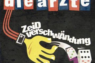 """Die Ärzte: Neue EP """"ZeiDverschwÄndung"""" am 02. März 2012"""
