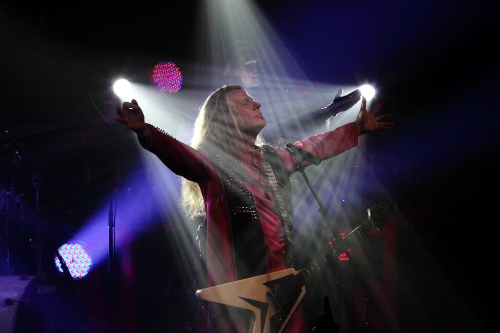 J.B.O. @ Musiktheater Kassel 2011 - Foto: Jens Semmer (Dschäibiporter)