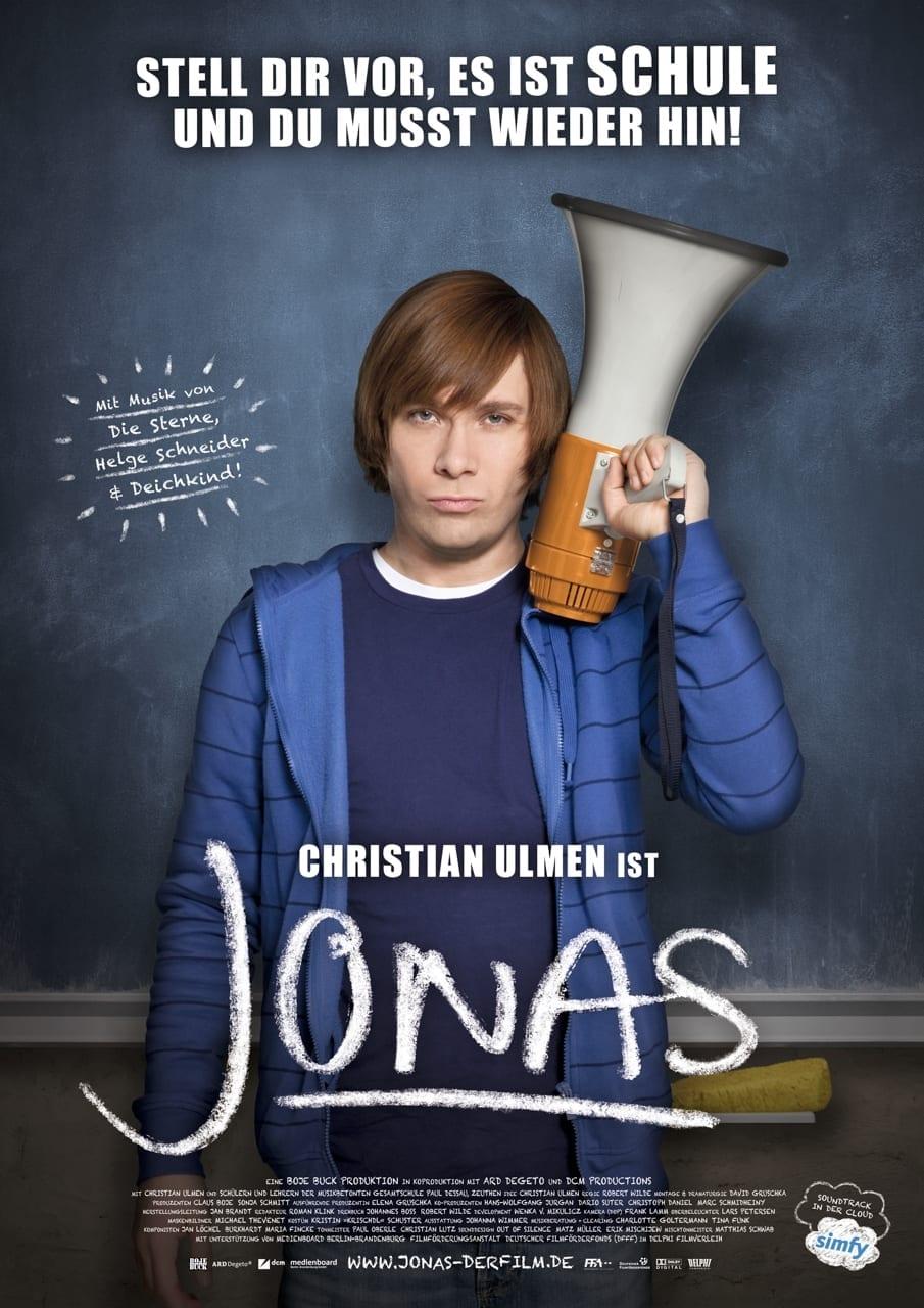 Filmplakat: Christian Ulmen ist Jonas