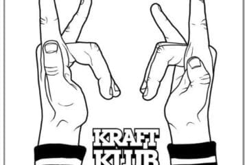Cover: Kraftklub - Mit K