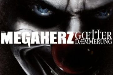 Cover: Megaherz - Götterdämmerung