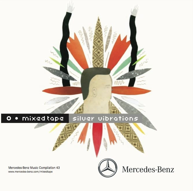 Cover: Mercedes-Benz mixed tape #43