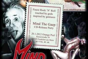Mind The Gaep Release Party 20.01.2011 Orange Peel Frankfurt