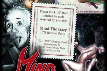 Mind The Gaep: 5 Alben zu Gewinnen!