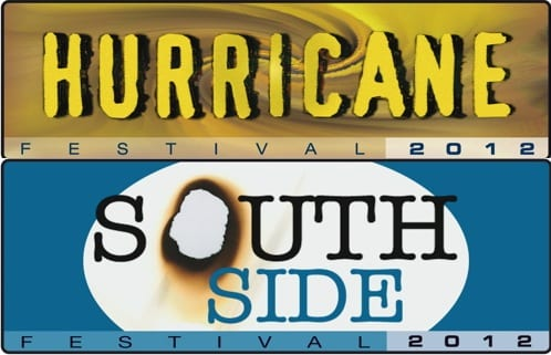 Southside - Hurricane 2012