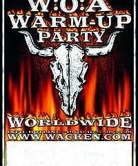 Wacken Warm Up Partys
