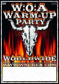 Wacken Warm Up Partys
