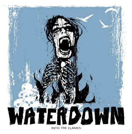 Cover: Waterdown - Into The Flames