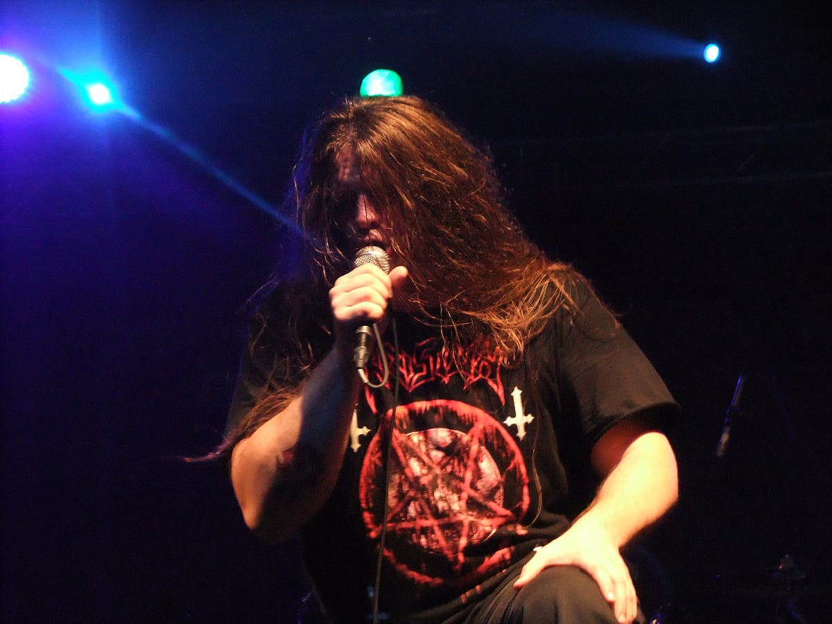 Cannibal Corpse @Full of Hate 2012