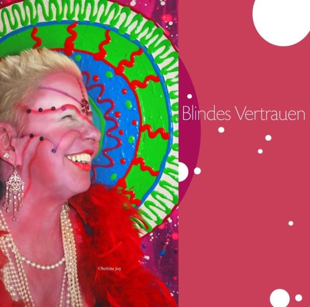 Cover: Andrea Eberl - Blindes Vertrauen