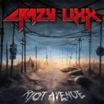Cover: Crazy Lixx - Riot Avenue