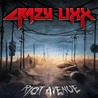Cover: Crazy Lixx - Riot Avenue