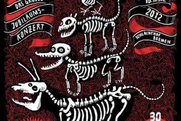 Official Flyer: 30 Jahre Die Toten Hosen