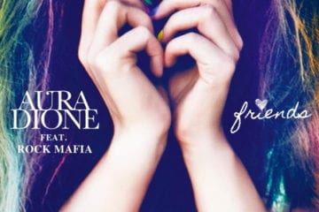 """Aura Dione: """"Friends"""" erscheint am 02.03.2012"""