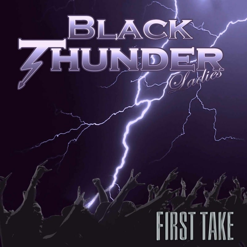 Cover: Black Thunder Ladies - First Take