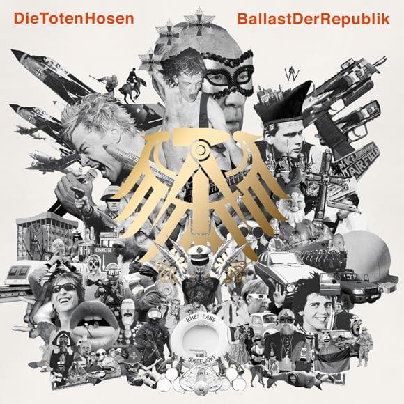 Cover: Die Toten Hosen - Ballast der Republik