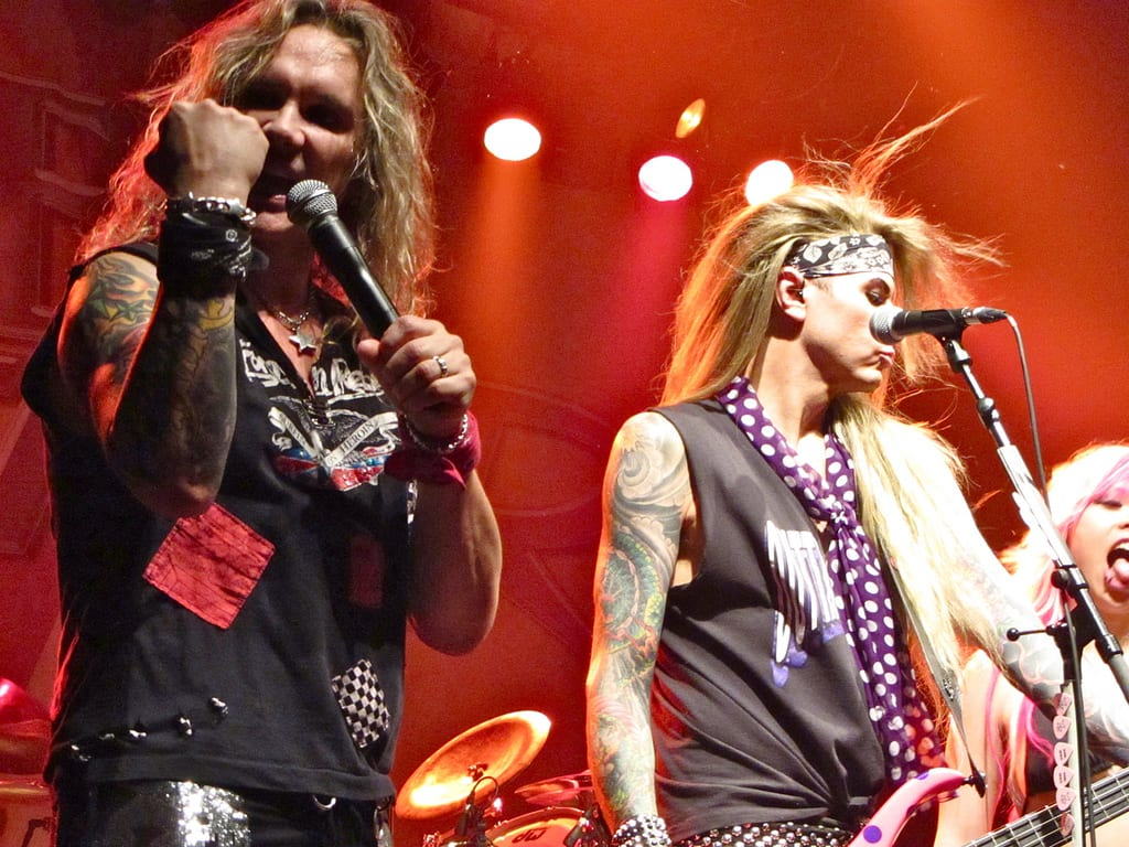 Steel Panther, 25.03.2012, Le Bataclan, Paris