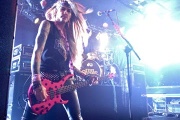 Fotos: 18.03.2012 - Steel Panther, The Treatment - Batschkapp Frankfurt