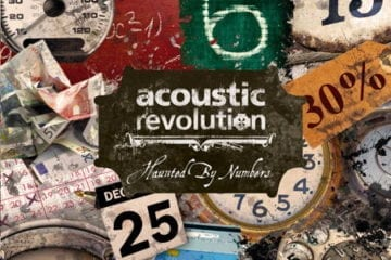 "Acoustic Revolution: Video zur Single ""Haunted By Numbers"" online"