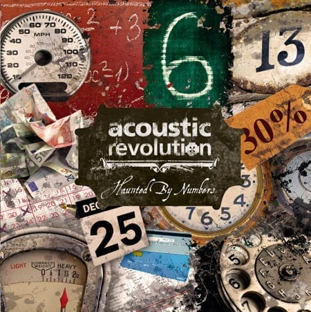 Cover: Acoustic Revolution - Haunted By Numbers