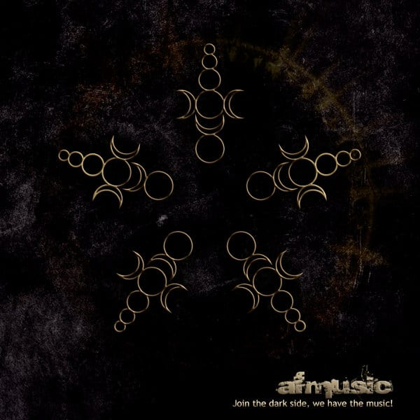 Cover: afmusic Sampler - Join the dark side