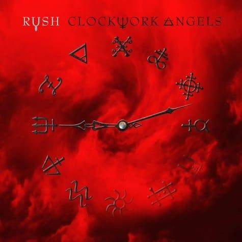 Cover: Rush - Clockwork Angels