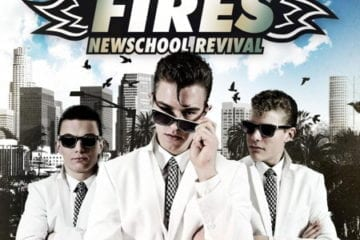 Cover: The Fires - Newschool Revival