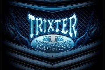 Cover: Trixter - New Audio Machine
