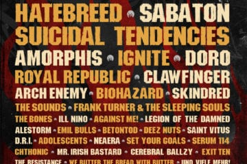 Devil Side Festival 2012: Amorphis und Exit Ten neu im Line-Up