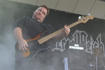 Sacred Reich @Rock Hard Festival 2009