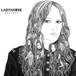 Albumcover: Ladyhawke - Anxiety