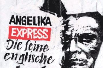 Cover: Angelika Express - Die feine englische Art