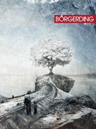 Cover: Börgerding - Börgerding