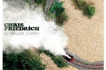Cover: Chris Friedrich - In voller Fahrt
