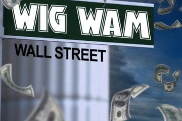 Cover: Wig Wam - Wall Street