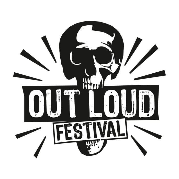 Logo: Out Loud Festival