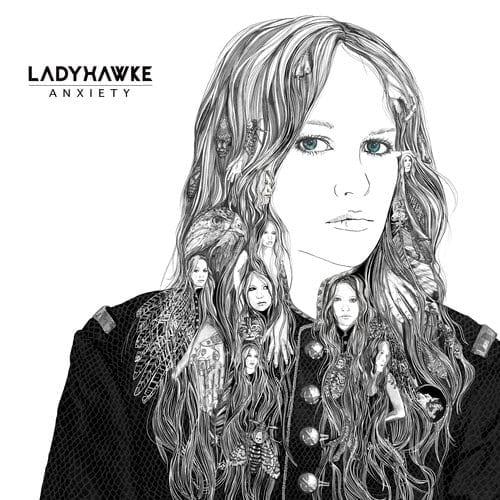 Albumcover Ladyhawke - Anxiety
