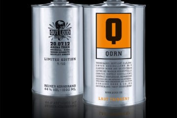 "Qorn Special Edition ""Out Loud Festival"" - 1 Liter Dose"