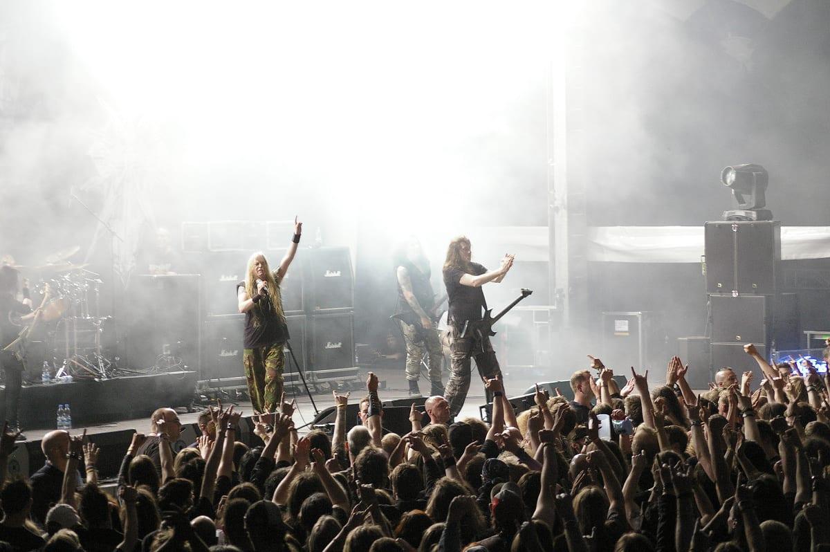 Bolt Thrower @ Rock Hard Festival 2012