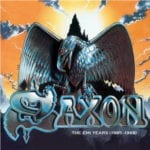 Cover: Saxon -The EMI Years (1985 - 1988)
