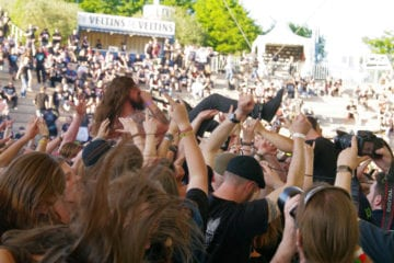 Kvelertak @ Rock Hard Festival 2012