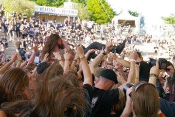 Fotos: Rock Hard Festival 2012 - Tag 1