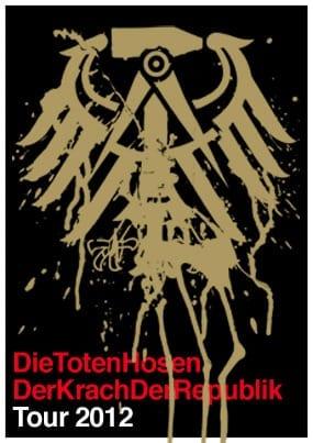 Official Logo: Die Toten Hosen - Krach der Republik