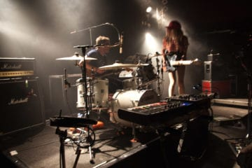 The Ting Tings - 28.5.2012, Grünspan Hamburg