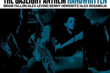 Albumcover: The Gaslight Anthem - Handwritten