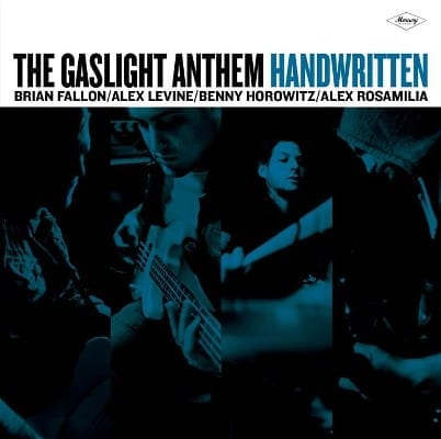 Albumcover: The Gaslight Anthem - Handwritten