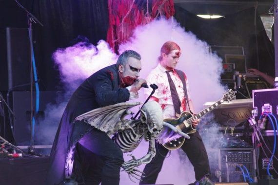 Gothminister @Castle Rock 2012