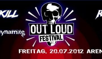 Out Loud Festival 20.07.2012 Arena Trier